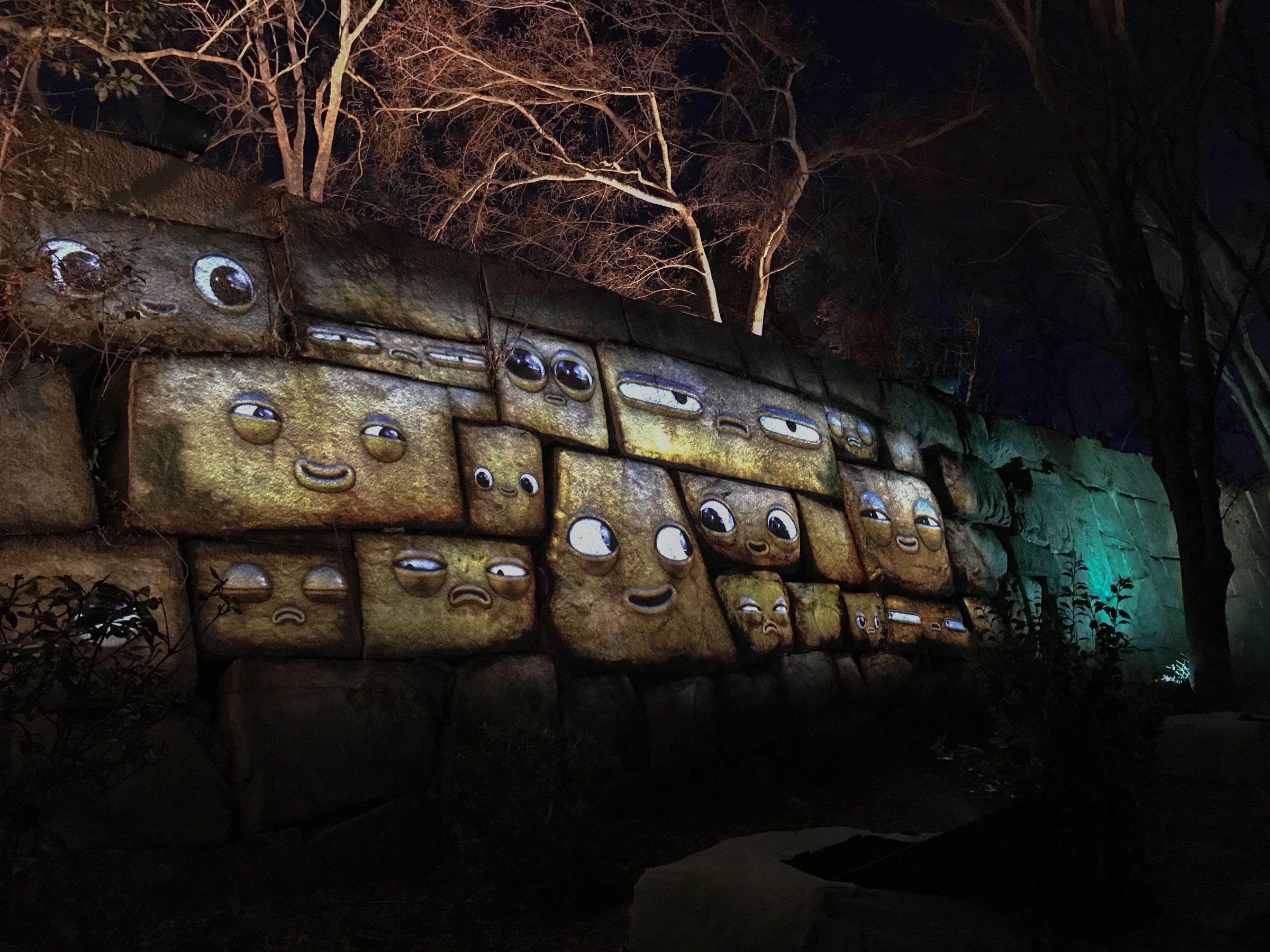 大阪城ナイトウォーク SAKUYA LUMINA